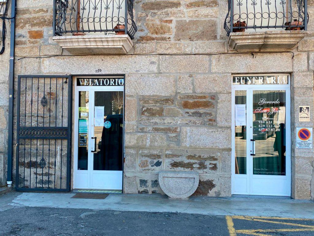 servicios funerarios en Zamora